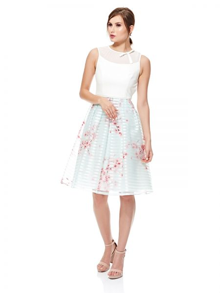 b79b80ce2d34 Ted Baker Pleated Dress for Women - Multi Color