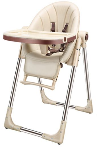 Foldable Baby Chair Multifunction Portable Telescopic Child Dining Table Chair High Chair for Baby Feeding Beige  sc 1 st  Souq.com & Foldable Baby Chair Multifunction Portable Telescopic Child Dining ...