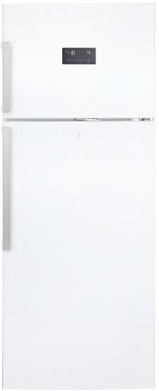 BEKO Refrigerator 2 Doors 400 L Digital Screen D70455NE