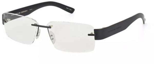 337eacd2dbfb Porsche Design Rimless Titanium Frame for Men