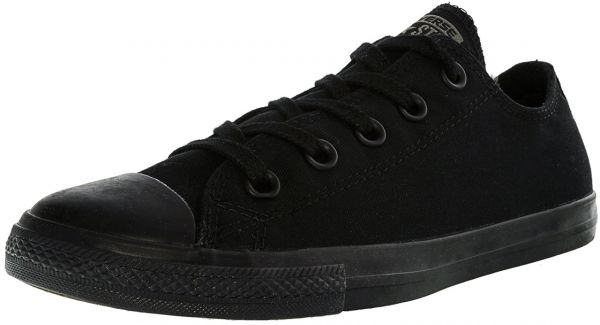 Converse Chuck Taylor Lean Ox Fashion Sneakers for Women - Black ... 48bc7f6ef87