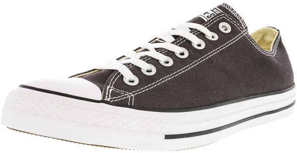 c66c31d9bbba Converse Chuck Taylor All Star Ox Fashion Sneakers for Men - Dark ...