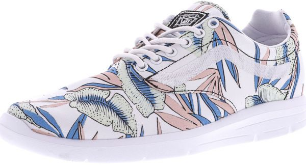 176ccd1715 Vans ISO 1.5 Tropical Leaves Walking Shoes for Women - Multi Color ...