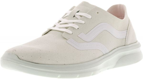 dee3231e98ed Vans ISO 2 Rapidweld Perforated Running Shoes for Women - Beige ...
