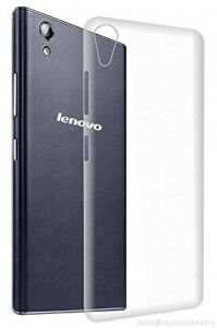 LENOVO P70 TPU Silicone Clear Case Back Cover By Muzz