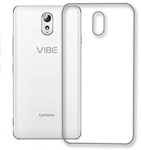 Lenovo Vibe P1m TPU Silicone Clear Case Back Cover By Muzz