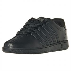 adidas black school shoes