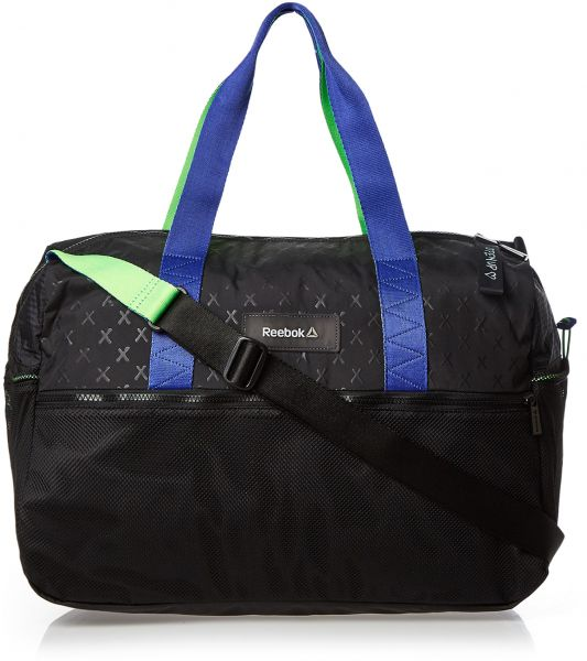 61a9d51c2ae0 Buy Reebok Polyester Duffle Bag For Women