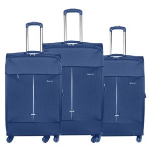 a95d21ee04ec Blacksmith high quality 3 pc trolley set 28