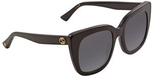 976a75babca Gucci Cat Eye Women s Sunglasses - GG0163S-001 - 51-22-140mm