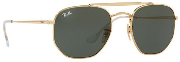 ecddc064bb Ray-Ban Aviator Men s Sunglasses - RB 3648-001 - 54-21-145mm