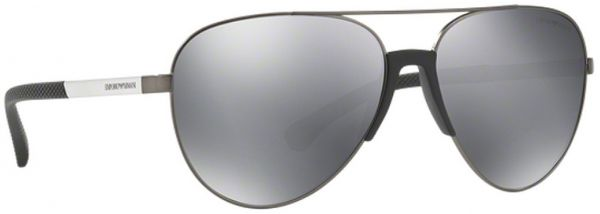 5f445b4da7e emporio Armani Aviator Men s Sunglasses - 2059-3010 6G - 61-15-140mm ...