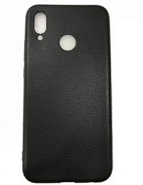 half off a93b4 52bb1 Back Cover For Huawei P20 Lite - Black