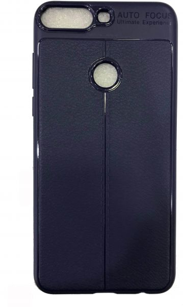 new arrivals 7d78f 3e1ae Back Cover For Huawei Y7 Prime 2018 - Navy Blue