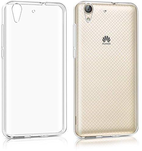 reputable site 08565 2b5fb Huawei Honor 5A ( Y6II-HOLLY 3)M TPU Silicone Clear Case Back Cover By Muzz