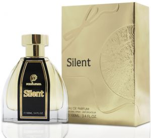 838e24bdf Silent perfume by Pierre Katrra for Women , 100ml , Eau de Parfum -11289