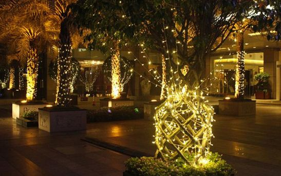 30m 300 Led String Lighting Wedding Fairy Christmas Outdoor Twinkle