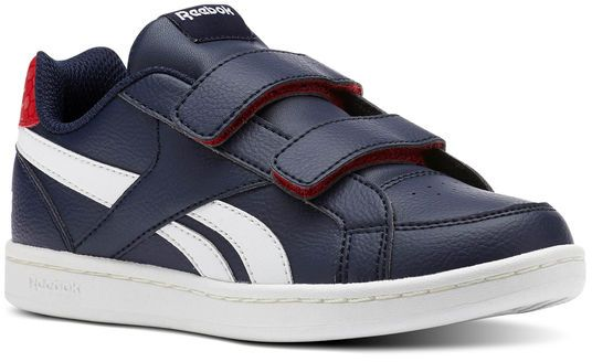 e5d7ca5590c Reebok Royal Prime Running Athletic Shoes For Boys - Navy Blue