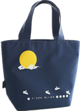 Reusable Thermal Lunch Tote Bag Cooler Bag Insulated Lunch Box Picnic Bag School Cooler Bag