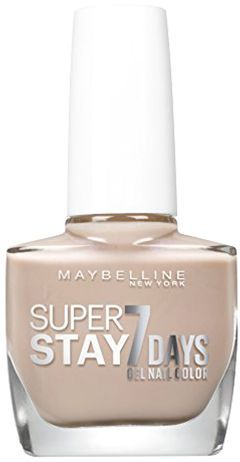 Maybelline New York Superstay Nail Polish - 10 ml, Greige Steel 890 ...