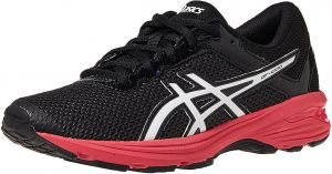 promo code dabab 4ee4e Asics Gt-1000 6 GS Running Shoes For Boys