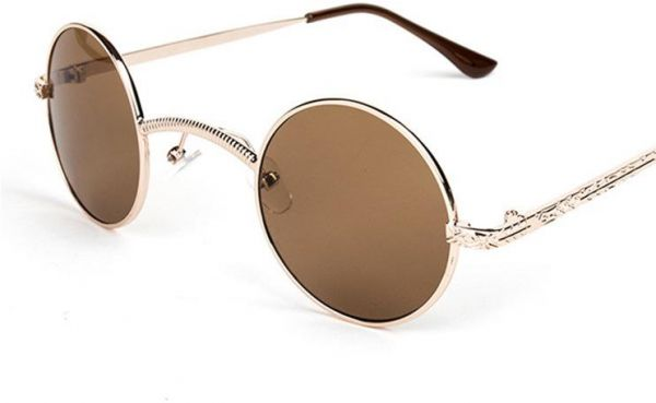 cbf74d1572a Europe Fashion Oculos UV400 Retro Metal Frame Retro Sunglasses Women Men  Glasses Eyewear Sun Glasses Mens Sunglasses Brand Tinize Outdoor UV  Polarized ...