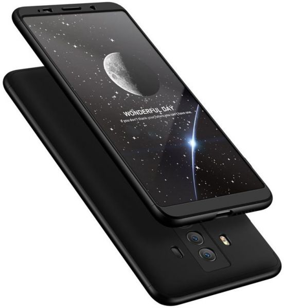 Huawei Mate 10 Pro Case 360 Full Body Protection Back ...