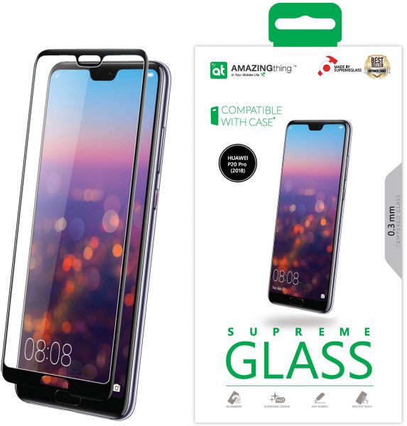 Amazing Thing Huawei P20 PRO Fully Covered Tempered Glass