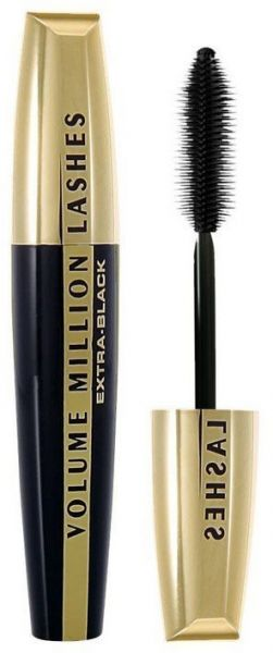 a3e6fc7a5c3 L'Oreal Paris Volume Million Lashes Excess Mascara - 0.31 oz., Extra Black