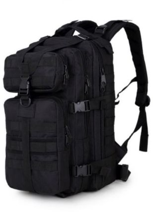 35L attack tactical backpack army fan outdoor shoulder climbing backpack  waterproof CS bag  6c6a508ad7e14