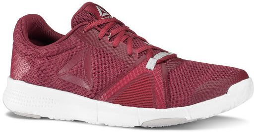 290736a67a63c1 Reebok Flexile Training Athletic Shoes For Women - Burgundy