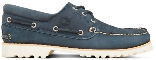 cc43c3696150e Timberland A1Qvv Chilmark 3 Eye Hands Loafer For Men - Midnight Navy ...