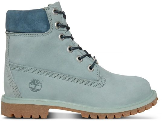 06f04e3fe9d Timberland A1Plz 6 Inch Premium Waterproof Boot For Boys - Green ...