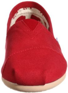 494a4cf23b3b6 TOMS Slip On Shoes for Men - Red