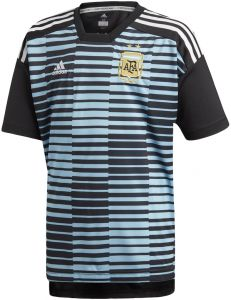 the best attitude 49d37 0c766 adidas Argentina Home Pre-Match Sport Jersey for Men - Multi Color