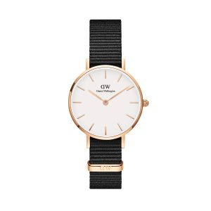 bf33dce8 Daniel Wellington Women Classic Petite Cornwall, Rose Gold 28 mm -  DW00100251