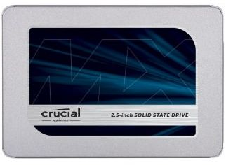 Crucial 1TB Internal SSD 2.5 Inch 7mm SATA 3 - MX500