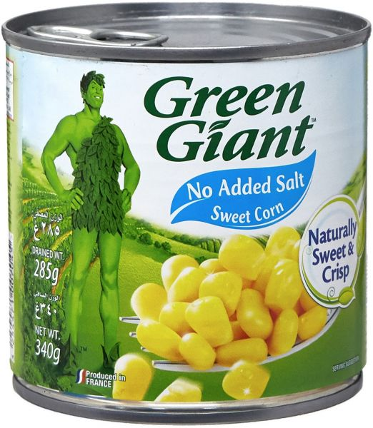 Green Giant Canned Niblest Corn - 340 gm