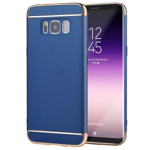 PIONEER Samsung Galaxy S8 Plus Case,Ultra Thin Fit 3 In 1 Hard PC Case Cover Coated Electroplating Frame with Matte Surface Three-Piece Suit for Samsung ...