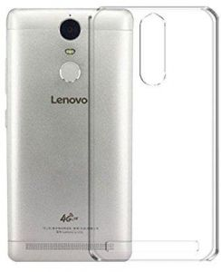 LENOVO K5 NOTE (A7020) TPU Silicone Clear Case Back Cover By Muzz
