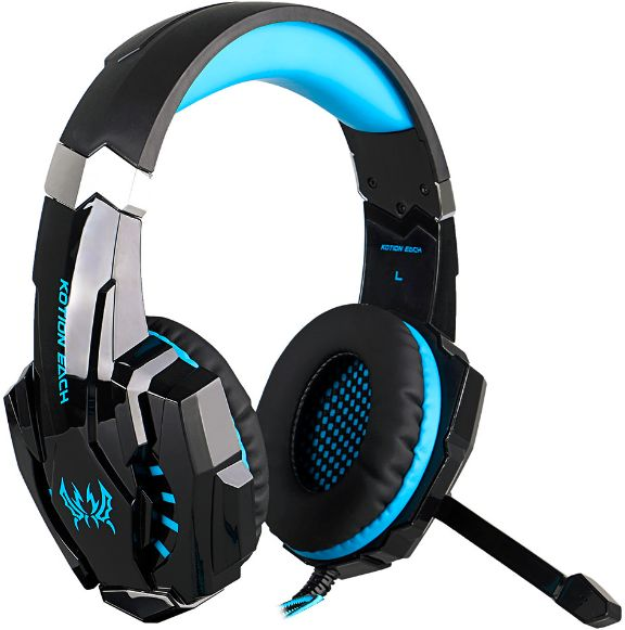 Kotion Each G9000 35mm Gaming Headset Ps4 Earphone Gaming Headphone