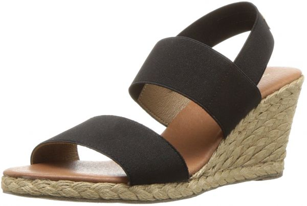 cc62cdcef6d9 Buy Andre Assous Women s Allison Espadrille Wedge Sandal