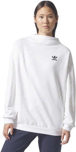 adidas Originals Women s Origianls All Over Print Sweatshirt dd2f4478d7