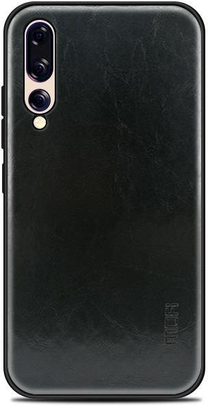 Huawei P20 Pro Mofi Shockproof Case Cover - Black Price in