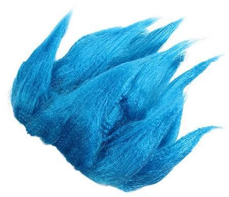 DRAGON BALL SUPER GOKU Super Saiyan blue wigs blue hair cosplay wig ... 79eebd423f47
