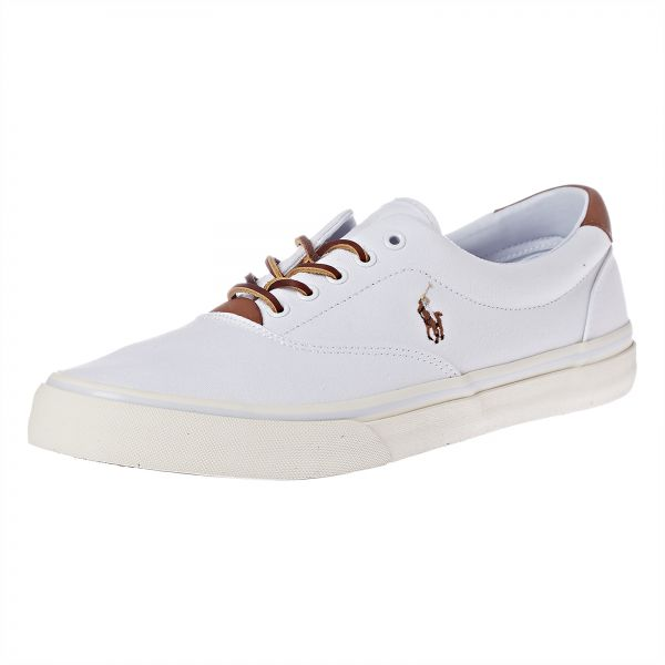 2018 shoes best website best service Polo Ralph Lauren White Fashion Sneakers For Men Price in ...
