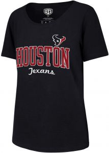 NFL Houston Texans OTS Slub Scoop Distressed Womens ac6b90fb8