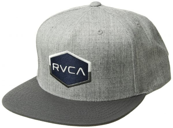 38e52f6248778 RVCA Men s Commonwealth Snapback Hat