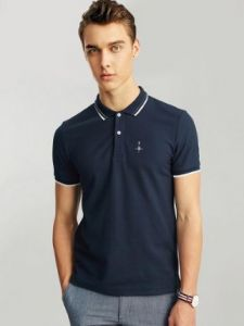 2d9bf87433a Giordano Polo for men - Navy