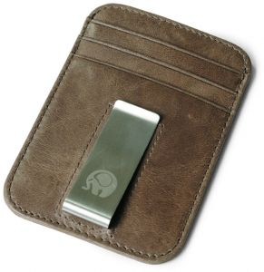 1fc6769d7c45 Buy rfid blocking wallet genuine brown leather trifold credit card ...